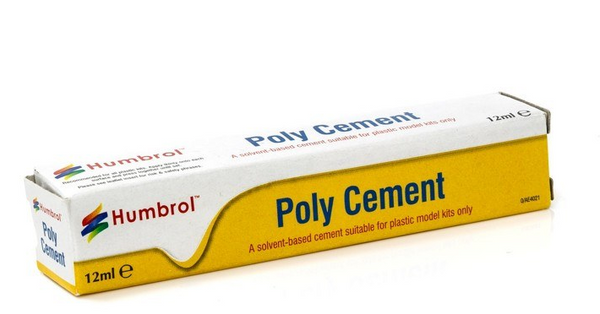 Humb Adhes Poly Cement 12ml