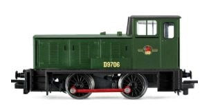 R/Road BR Bagnell 0-4-0DH