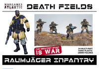 Raumjager Infantry Boxed Set - 24x 28mm Sci-Fi Figures