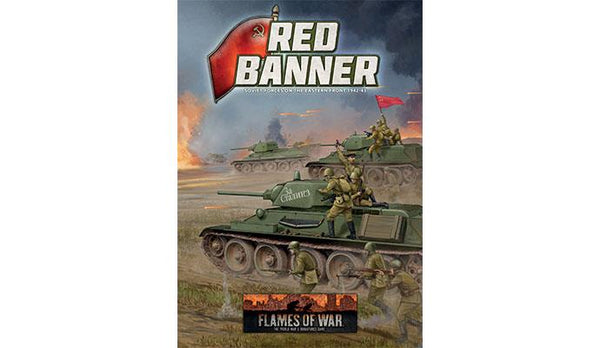 Red Banner Book