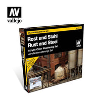 Rust and Steel 70150