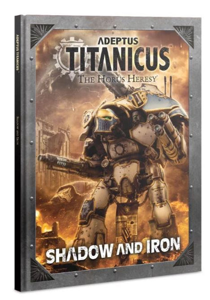 400-32 Adeptus Titanicus: Shadow and Iron