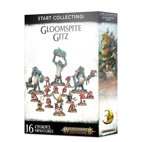 70-57 Start Collecting! Gloomspite Gitz