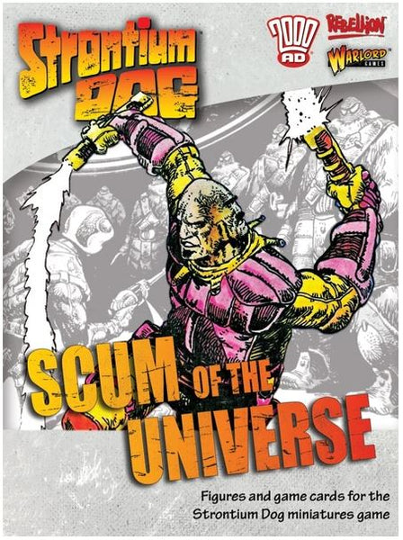 Scum of the Universe