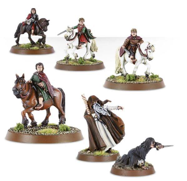 Scouring Of The Shire (Miniatures Set)