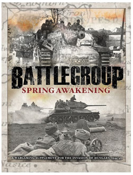"Battlegroup: ""Spring Awakening & Hungary"" (Softback)"