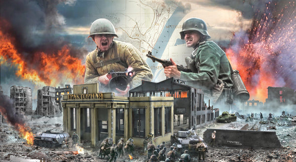 1/72 Stalingrad Battle Set