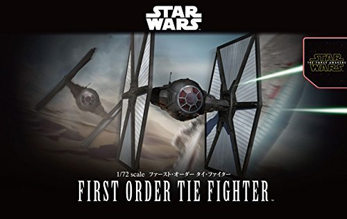 1/72 The First Order Tie Fighter