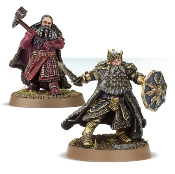 The Lords of Erebor™: Thror, The Last King Under The Mountain & Thrain