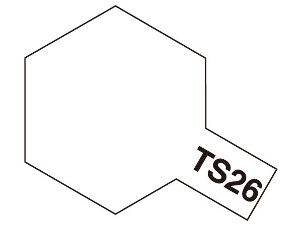 TS-26 Pure White Spray