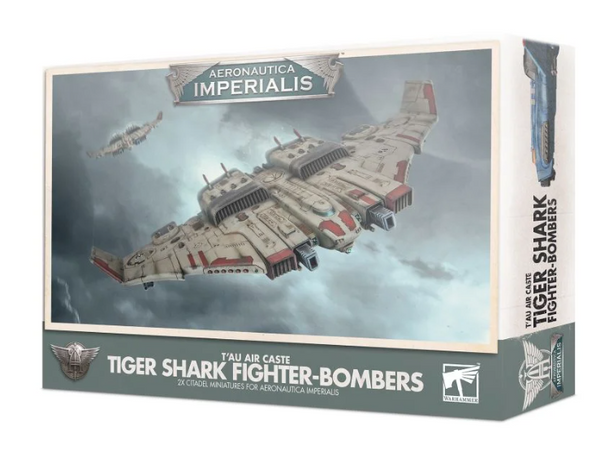 A/I: T'au Tiger Shark Fighter-Bombers