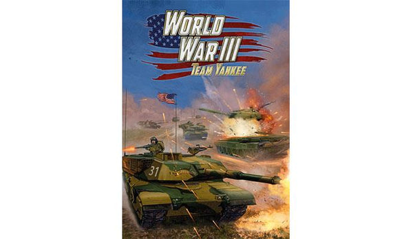 World War III Rule Book (Team Yankee)