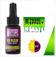 UV Resin 30ml - Toxic Effect