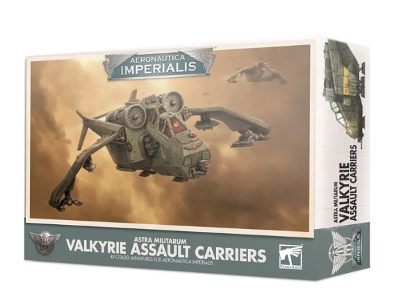 Aer/Imp: Valkyrie Assault Carriers