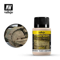 Light Brown Mud 40ml