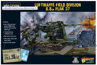 Luftwaffe Field Division 88mm Flak 37