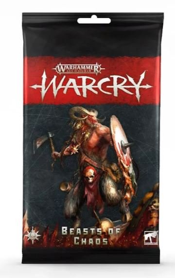Warcry: Beasts of Chaos Cards