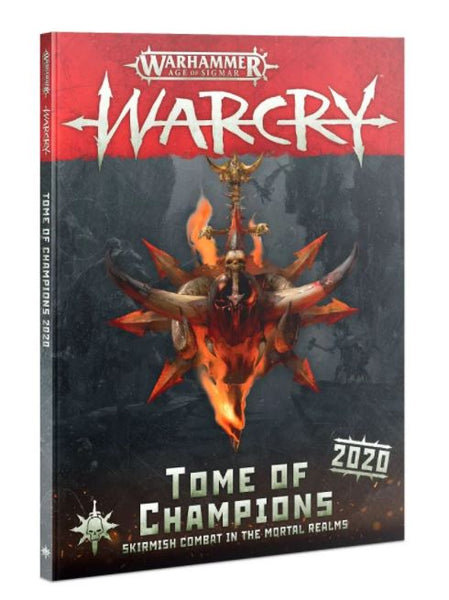 111-38 Warcry Tome of Champions 2020