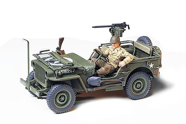 1/35 Willys Jeep 1/4 Ton