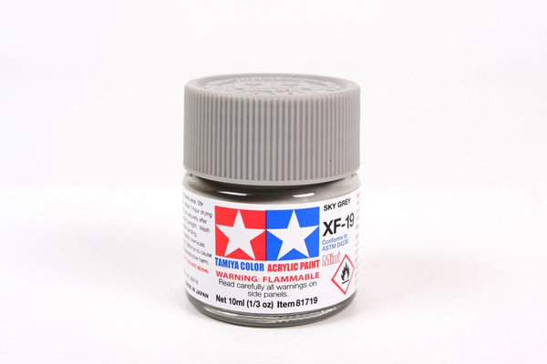XF19 Acrylic Sky Grey 10ml