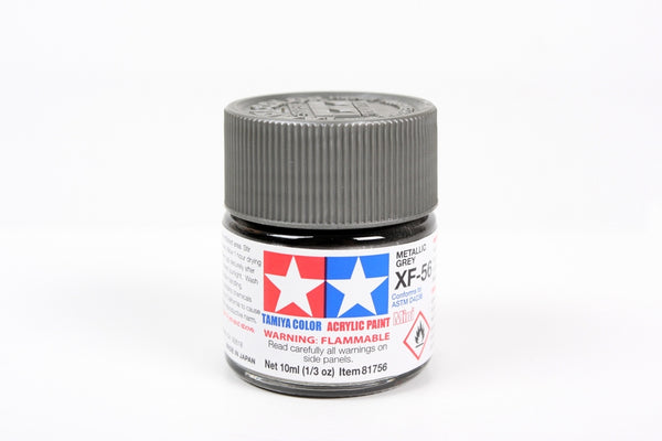 XF56 Acrylic Metallic Grey 10ml