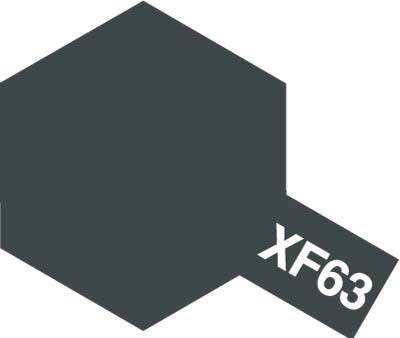 XF63 Acrylic German Grey 10ml