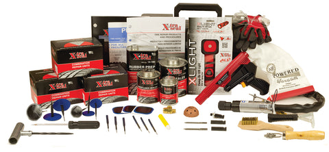 Tire Repair Toolbox