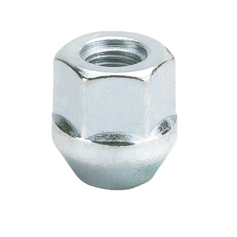 14mm 2.00 Open End Acorn Bulge Style Lug Nut