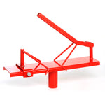 Top Post Mounting Passenger Tire Spreader