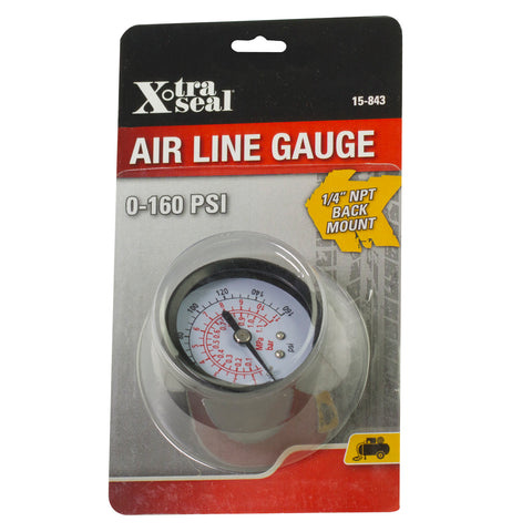 Airline Gauge (0-160 PSI)
