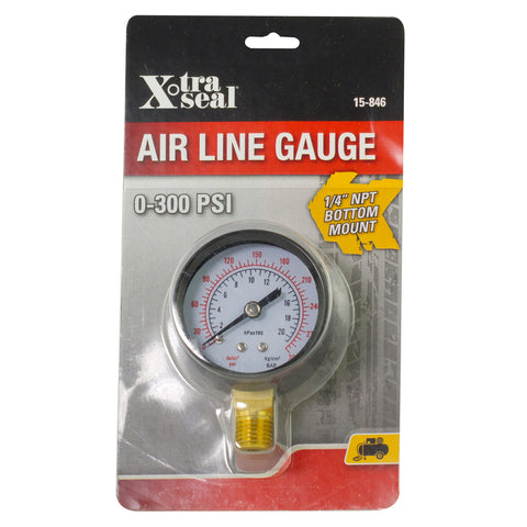 Airline Gauge (0-300 PSI)