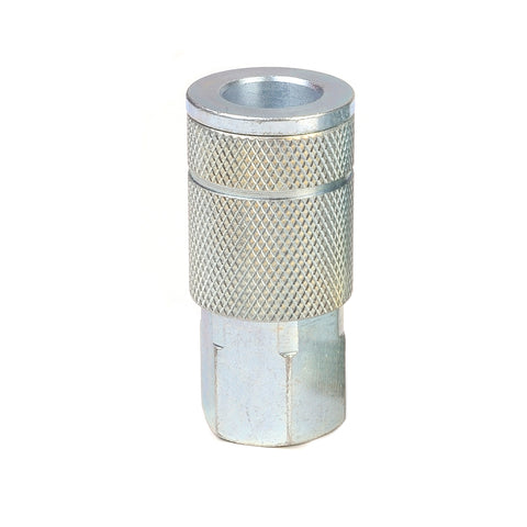 "Auto. Type G Coupler - 3/8"" Body, 3/8"" NPT F"