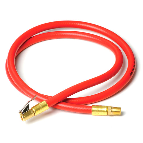 "56"" x 1/4"" Coats Replacement Air Hose, 1/4"" NPT"
