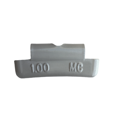 1.50 oz MC Clip-On Weight - Coated