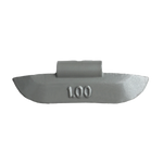3.00 oz REG Clip-On Weight - Coated