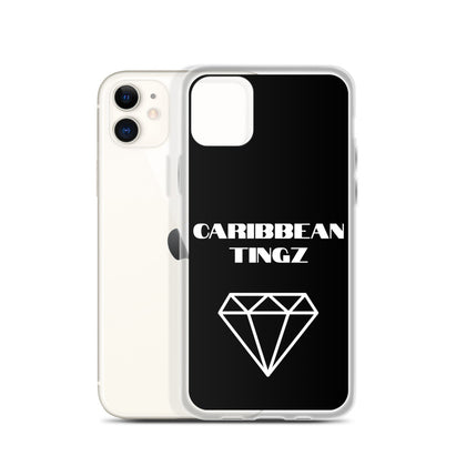 Caribbean Tingz iPhone Case