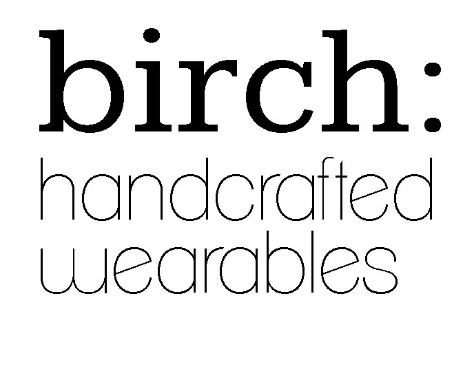 Birch Handcrafted Wearables - Fine & unique jewelry from recycled steel, brass, and copper.