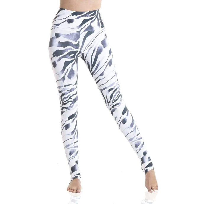 High Waist Eco Legging - Zebra - Ipanema