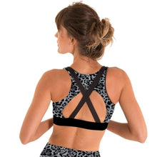 Load image into Gallery viewer, Bella Eco Bra - Black Cheetah - Ipanema