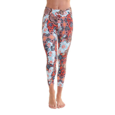 7/8 Eco Legging - Gold Coast
