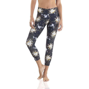7/8 Eco Legging - Cosmic Love