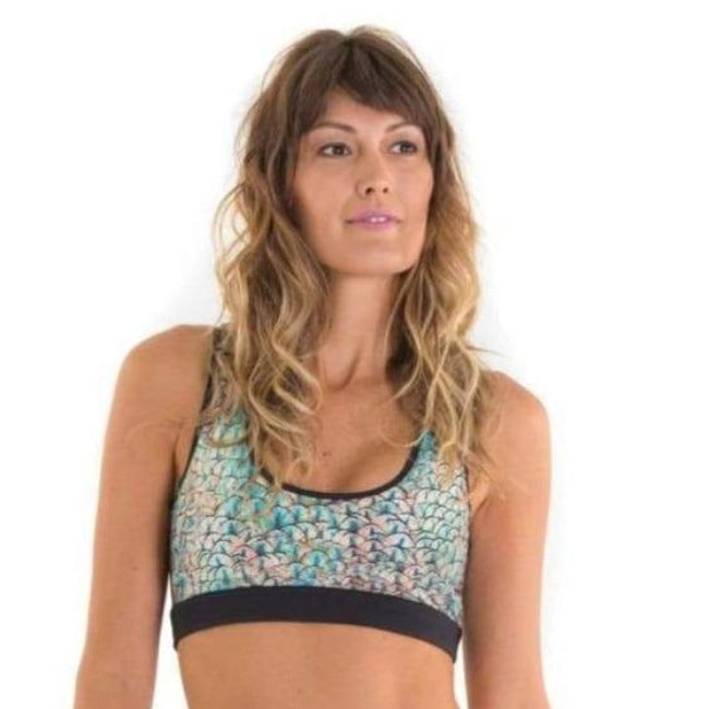 Lexi Eco Bra Mermaid Spell Summer - Ipanema