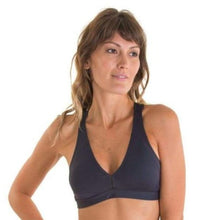 Load image into Gallery viewer, Scarlet Eco Bra - Black - Ipanema