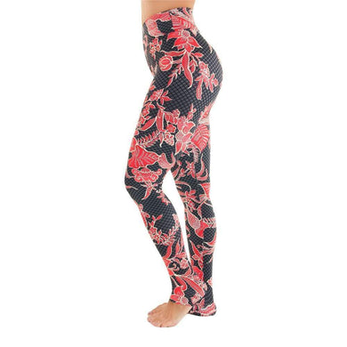 Extra Long Legging - Flying Bird - Ipanema