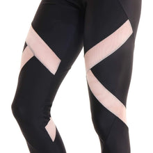 Load image into Gallery viewer, Illusion Legging - Black
