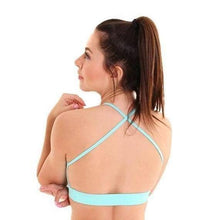 Load image into Gallery viewer, Twisted Bra - Mint - Ipanema