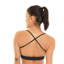 Load image into Gallery viewer, Twisted Bra - Black - Ipanema