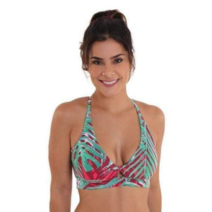 Twisted Bra - Palm Dreams - Ipanema
