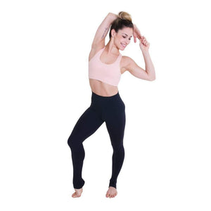 Ultra High-Waist Eco Legging - Black - Ipanema