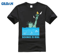 Load image into Gallery viewer, Science is Real T Shirt